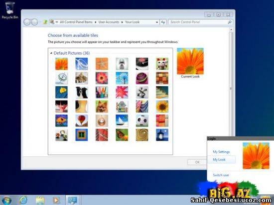 Windows 8 Build 7850 Enterprise (m1 Final) x86 (2011/ENG)